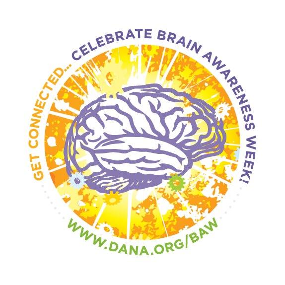 purple brain BAW logo