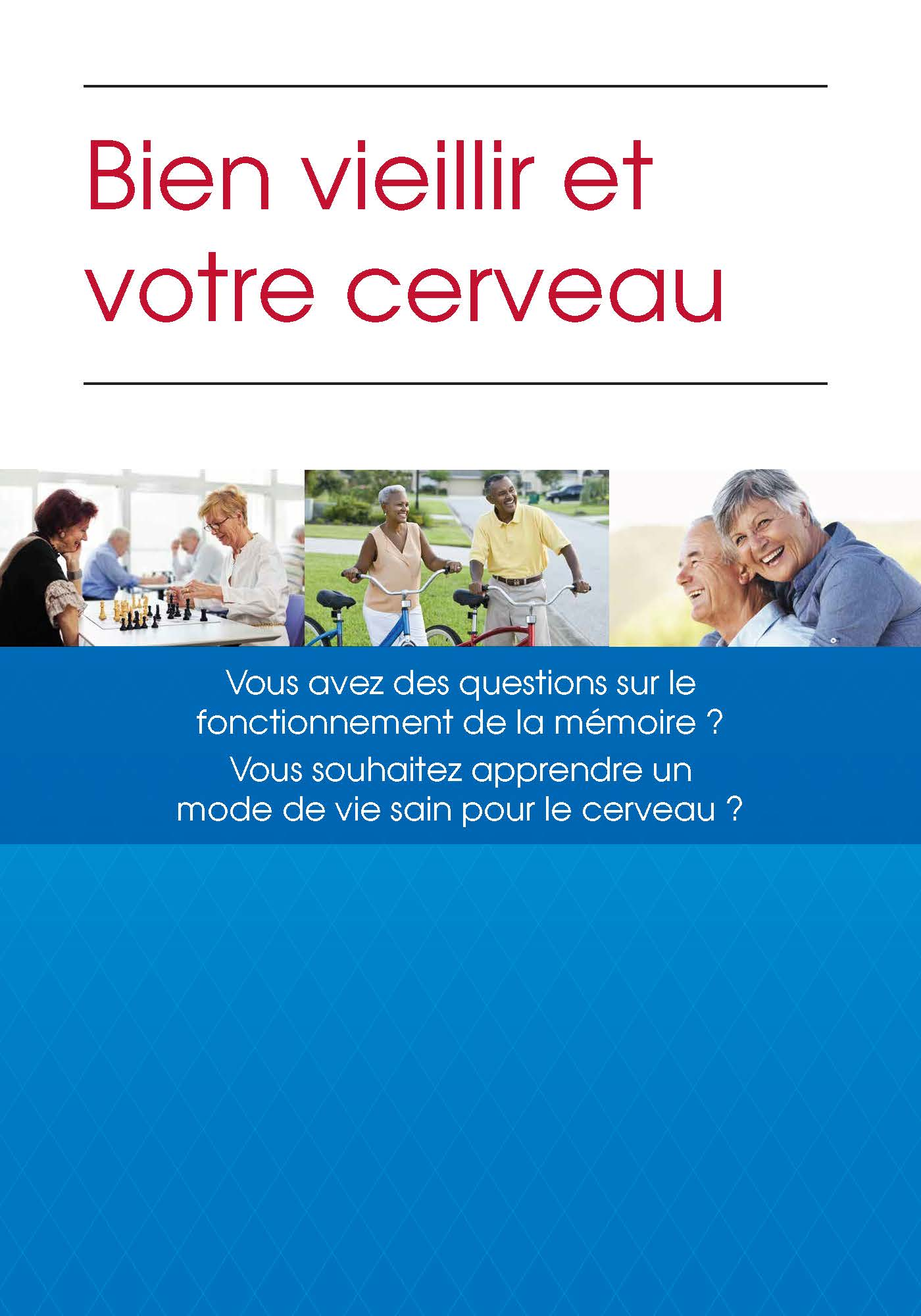 Successful Aging & Your Brain (French)