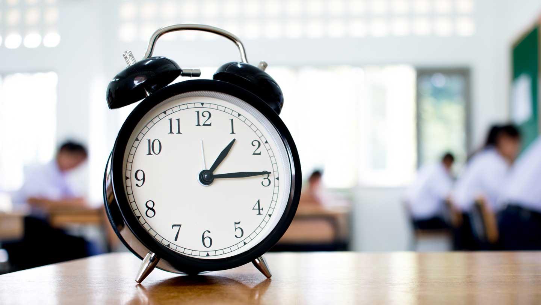 2-bell alarm clock