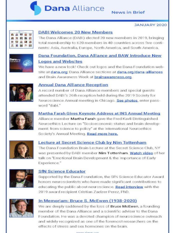 newsletter-dana-alliance-news-in-brief-jan-2020